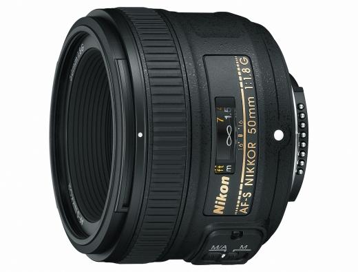 AF-S NIKKOR 50 mm 1:1,8G - Bild: Nikon