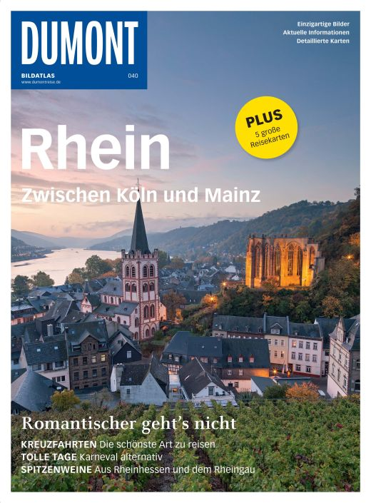 DuMont Bildatlas Rhein – Zwischen Köln und Mainz: Romantik, Reben, Ritterburgen - Bild: DuMont Reiseverlag