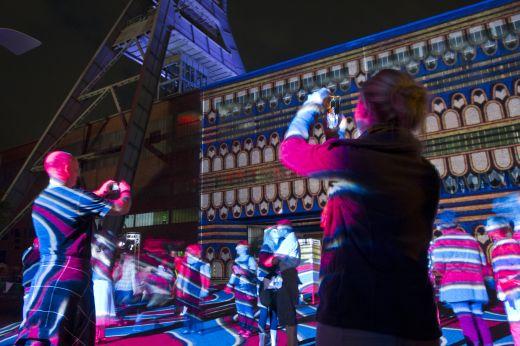 Extraschicht, Nacht der Industriekultur 2012 -Bildnachweis: Ruhr Tourismus GmbH/ Nielinger