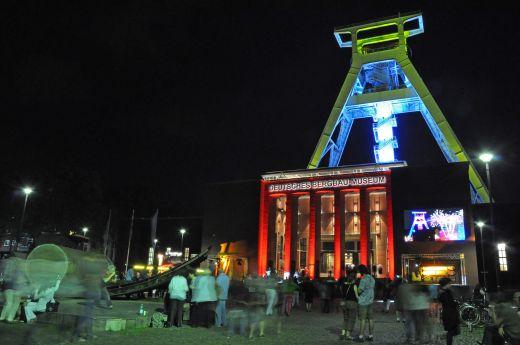 Extraschicht, Nacht der Industriekultur 2012 - Bildnachweis: Ruhr Tourismus GmbH/ Schlutius